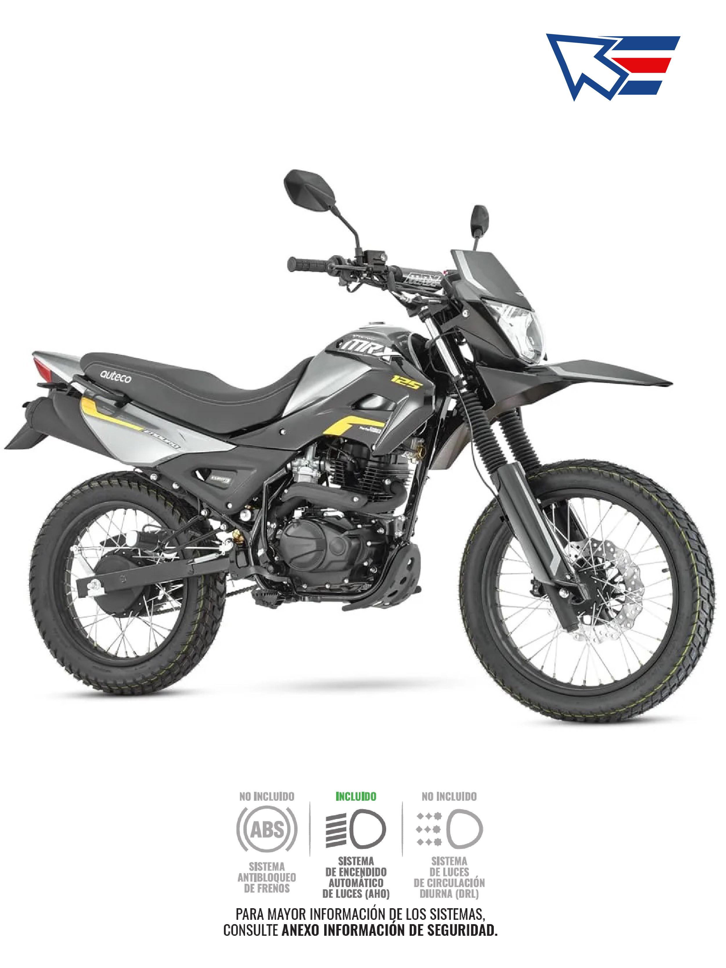 Victory MRX 125